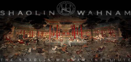 Shaolin Wahnam Mural